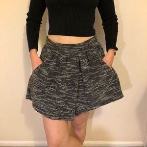 Free People Skirts - Free people knit skater skirt with pockets